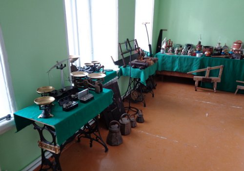 Музей династий села Толбухино