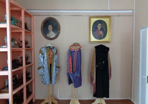 Музей купеческой моды с.Толбухино