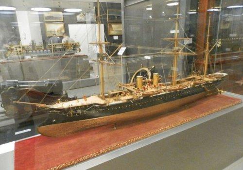 Музей адмирала Комарова