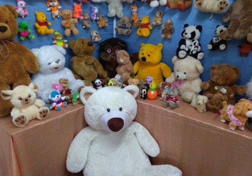 Музей игрушек и кукол…