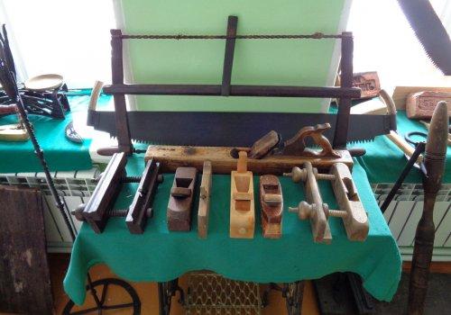 Музей инструмента и мастеровых…